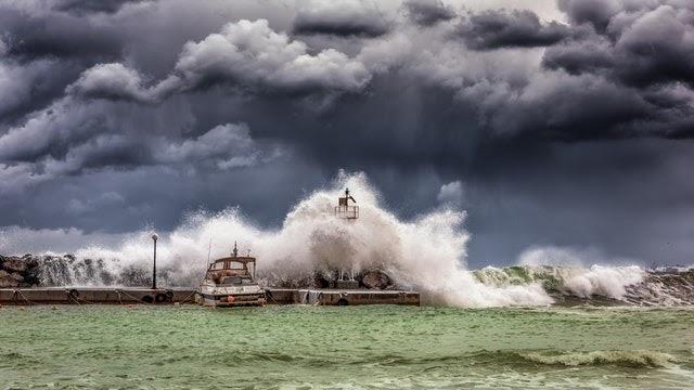 surge, hurricanes